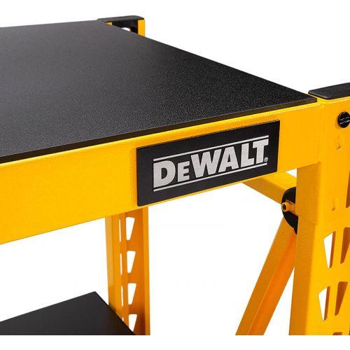 "DeWalt 収納シェルフラック (56831) / STORAGE RACK 48X50"" DWLT"
