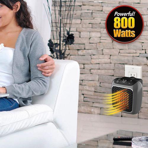 Handy Heater Turbo 800 スペースヒーター (HEATTB-MC12/4) / SPACE HEATER 800W