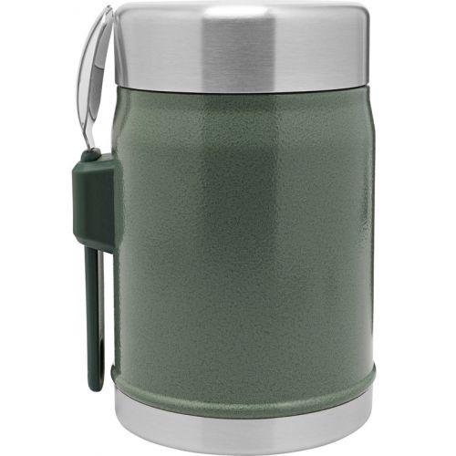 Stanley スポーク付フードジャー ( 10-09382-001) / FOOD JAR W/SPORK 14OZ