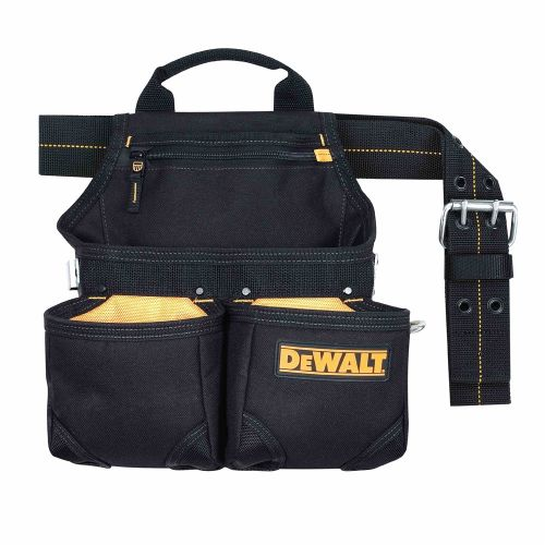 DeWalt  6ポケット ファーマーズ ネイル&ツールバッグ (DG5663) / FRAMER'S BAG 6-POCKET
