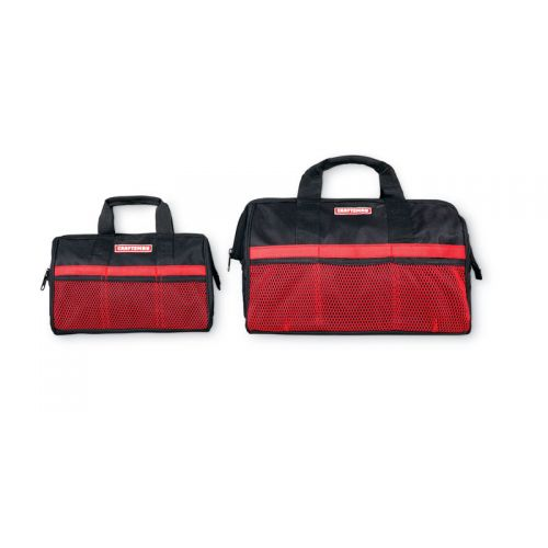 CRAFTSMAN ツールバッグ 2個セット (00937537) / CM 13IN & 18IN BAG COMBO