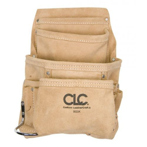 CLC  7ポケットカーペンターズスエードクギ/ツールバッグ (I923X) / BAG TOOL/NAIL SUEDE