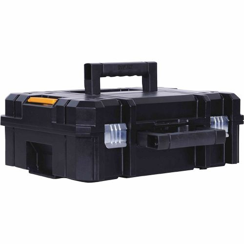 DEWALT   TSTAK フラットトップツール ボックス (DWST17807) / TOOLBOX TSTAK FLAT TOP