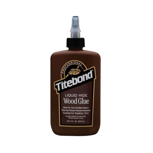 TITEBOND  Liquid Hide  ウッドグルー (5013) / LIQUID HIDE WOOD GLUE8OZ