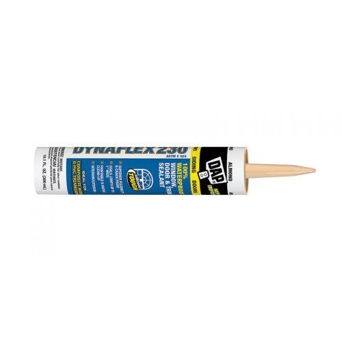 DAP Dynaflex 230  シーラント(密閉剤)アーモンド (18288) -12個パック / CAULK DFLEX230 ALM10.1OZ