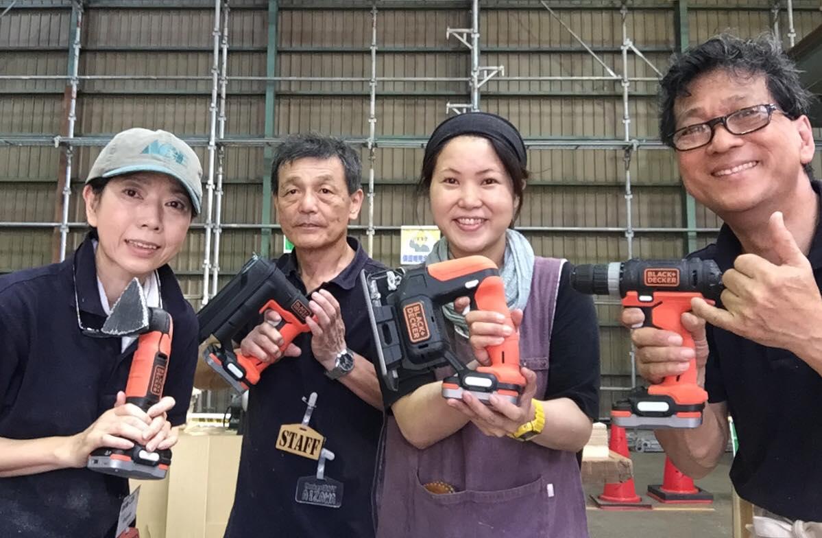 山田 芳照 週末職人工房新木場