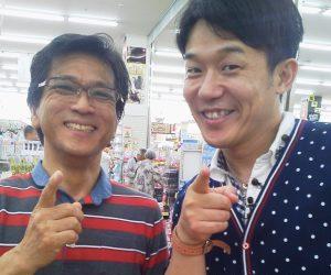 山田 芳照 ホームセンターロケ 番組ロケ