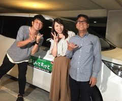 TKOの木本さん 山田 芳照 テレビ東京 車あるんですけど 番組ロケ