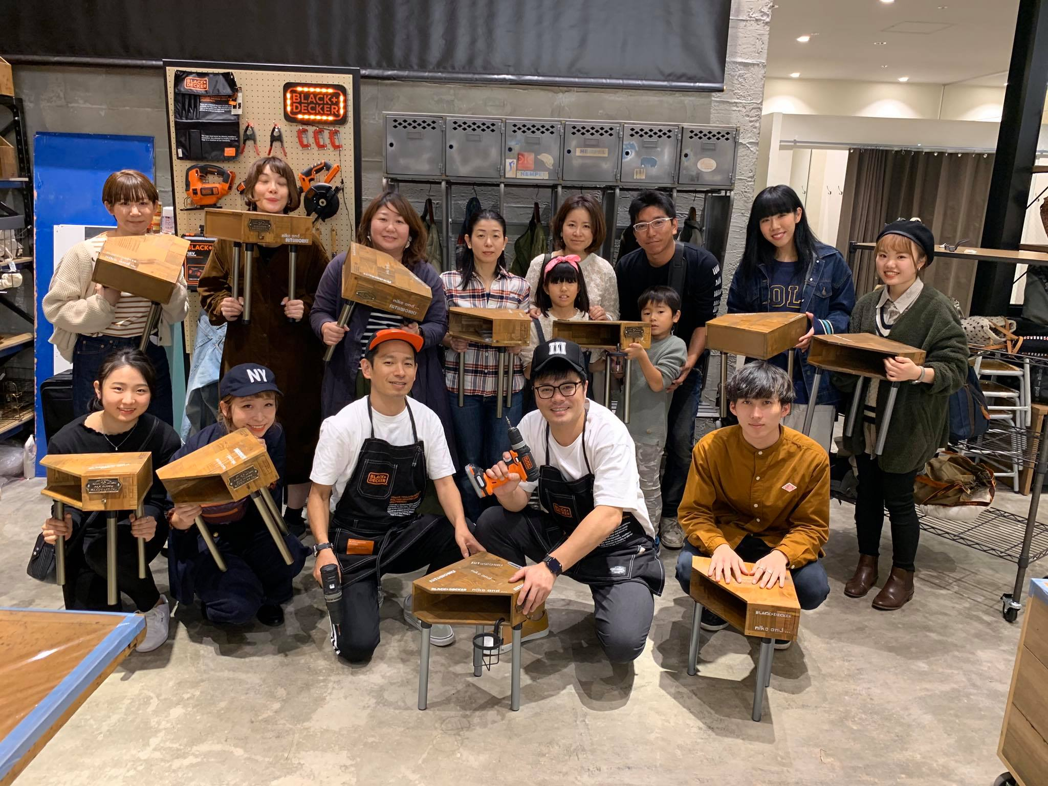 山田 芳照 佐田工務店 niko and mozo ワンダーシティ店