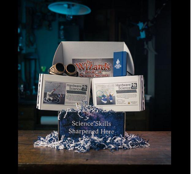 Wizard'Box hardware science