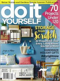do it YOURSELF Winter 2015 Vol.22/Issue4