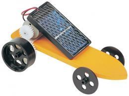 SUNZOON LITE SOLAR CAR 軽量ソーラーカーキット