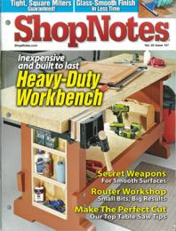 Shop Note Vol.22 Issue #127