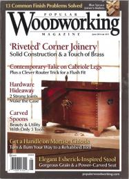 Popular wood working june 2014 #211