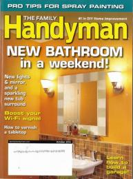 FAMILY Handyman October 2014