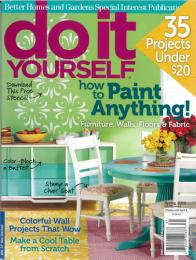 do it YOURSELF Spring 2013 Vol.20/Issue1
