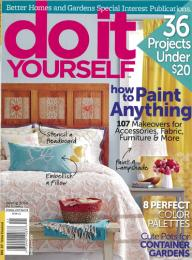 do it YOURSELF Spring 2014 Vol.21/Issu1