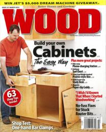 WOOD ISSUE 217 MARCH 2013