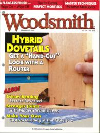 Woodsmith Vol.34/No.202