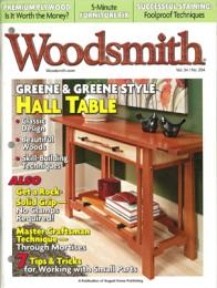 Woodsmith Vol.34/No.204