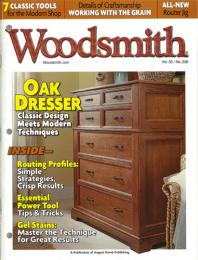 Woodsmith Vol.35/No.206