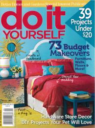 do it YOURSELF Winter 2012 Vol.19/Issue4