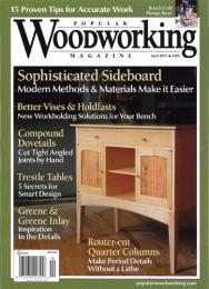 Popular Woodworking April 2013 Issue#203