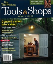 Fine Wood Working Tools&Shops Wihinter ISSUE 244