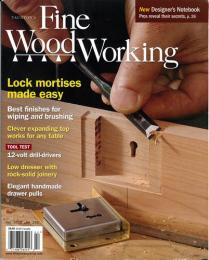 Fine Wood Working Feb 2015 ISSUE 245