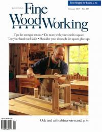 Fine Wood Working February 2017 ISSUE 259
