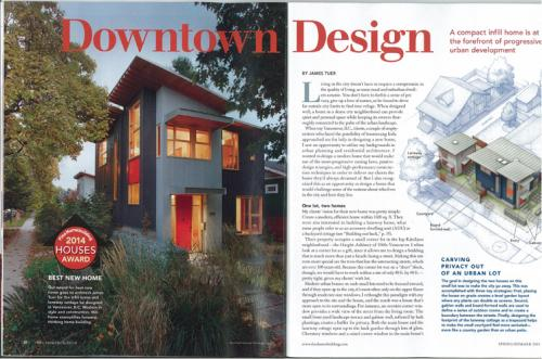 Fine Homebuilding HOUSES 2014 No.243