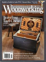 Popular wood working August 2015 #219