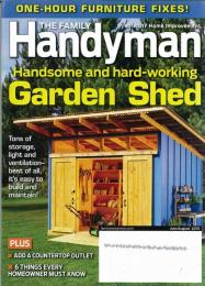 FAMILY Handyman July/August 2015