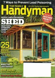 FAMILY Handyman July/August 2016