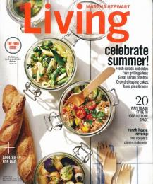 MARTHA STEWART Living June 2016 No.265