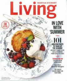 MARTHA STEWART Living July/August 2016 No.266