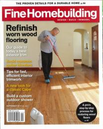 Fine Homebuilding 2015 September No.253