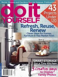 do it YOURSELF Fall 2015 Vol.22/Issue3