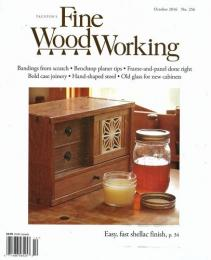 Fine Wood Working October 2016 ISSUE 256
