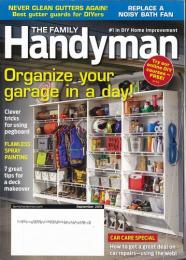 FAMILY Handyman September 2015