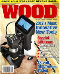 WOOD ISSUE244 Dec/JAN 2016/2017