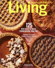 MARTHA STEWART Living November 2016 No.269