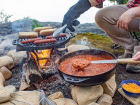 Lodge 鋳鉄製マルチパン