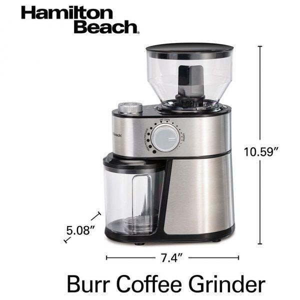 Hamilton Beach コーヒーグラインダー