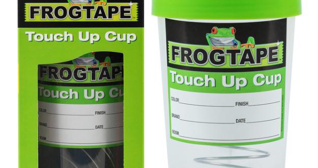 FrogTape プラスティック製タッチアップカップ