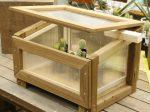 ミニ温室の作り方