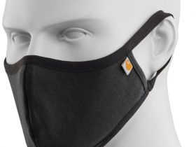 Carhartt コットンブレンドフェースマスク/ブラック/フリーサイズ Style # 105083