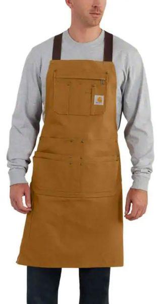 Carhartt エプロン/カーハートブラウン/フリーサイズ Style # 103439