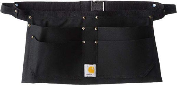 Carhartt ダックネイルエプロン/ブラック/XL Style # A09