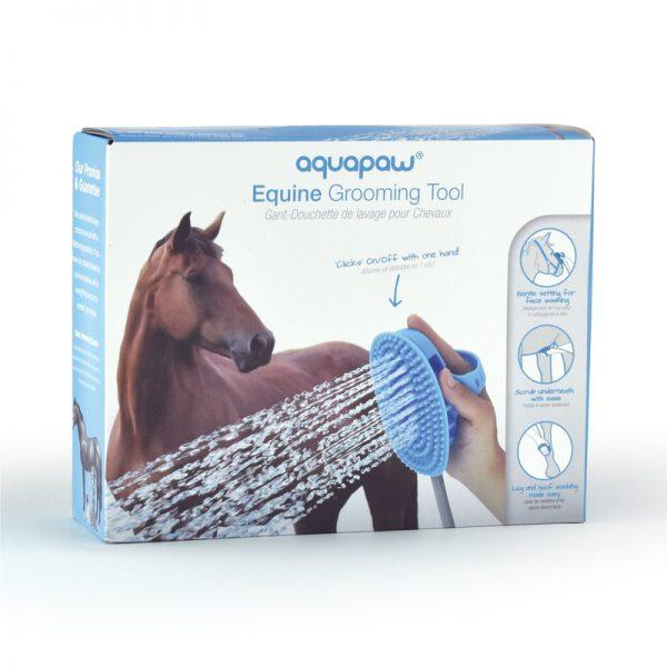 Aquapaw 馬用グルーミングブラシ